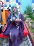 Ennichi Festival_Tea Time by arukafox