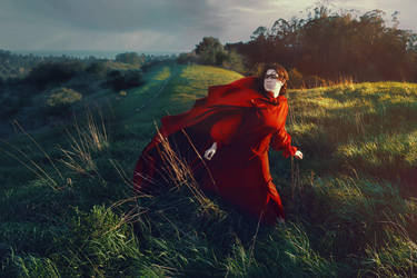 The Red Witch by NickChao