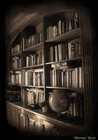 Old Library by CLanez