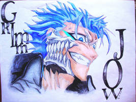 GrimmJow by Jinx26