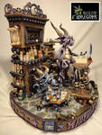 Merlin Dragon by MacLeodDragons
