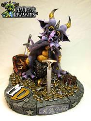 Treasure Dragon, 2015 by MacLeodDragons