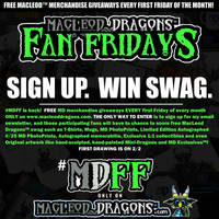 MDFF Merchandise Giveaways! by MacLeodDragons