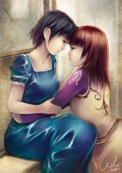 2Girls by Wuduo