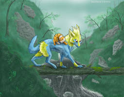 Manectric to the rescue by Tacimur