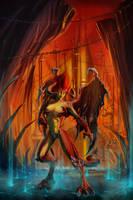 Andariel's Disciple by draken4o