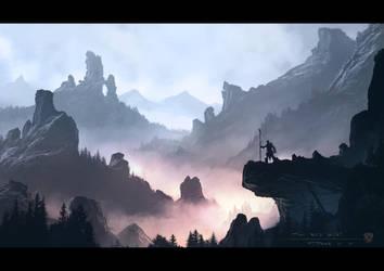Red mist by draken4o