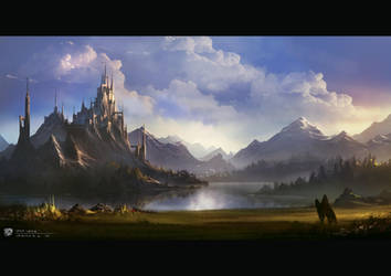 Lake by draken4o