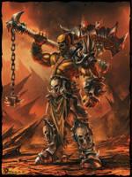 Iron Horde Destroyer by draken4o