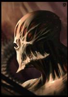 Blind Horror by draken4o