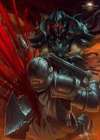 Mutilate by draken4o
