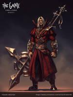 Vampire Slayer by draken4o
