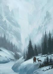 Winter by draken4o