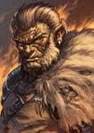 Druid Dude by draken4o