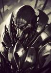 Alien Dude by draken4o