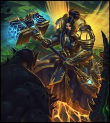 Highlord Solien by draken4o
