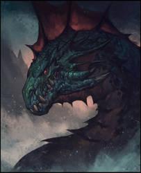 Sea Dragon by draken4o