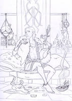 Loki the Witch by Iulie-O