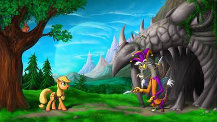 The Legend of Equestria by empalu