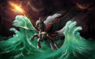 Warrior by empalu