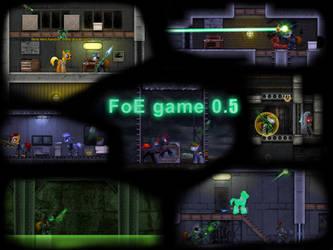 FoE game version 0.5 by empalu