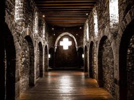 Castle Gravensteen by Blueeyes0001