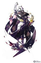 Speedpaint - Ghirahim by JisuArt