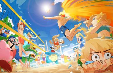 Smash n' Splash 2 by JisuArt