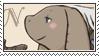 Nu Mou stamp by ArashiAi