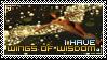 Stamp : wings of wisdom by LG-Nimbus
