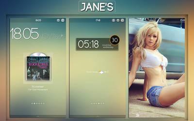 Jane's by LunaEternity