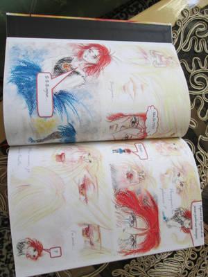 My first book : La Rose Rouge de l'Ouest 2 by Rosa-Lynda