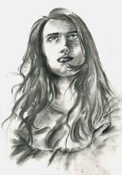 Contemplation by Rosa-Lynda