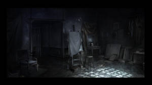 layers of fear - main room by 2blind2draw