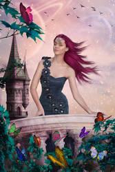 In the sky by Sehiloia
