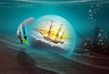 Life at sea by Sehiloia