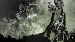 Undead Nightmare Wallpaper by Dead-Standing-Tree