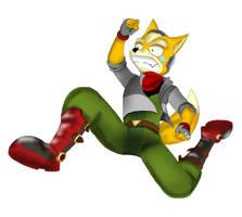 Fox Run by StarFox-Saiyan