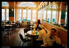 Cafe Du Monde by PhantomChicken