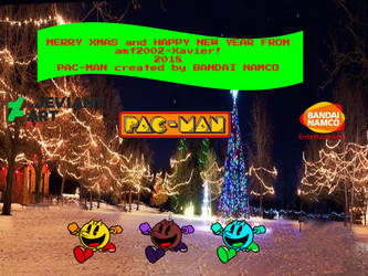 Merry Xmas and Happy New Year from amf2002-Xavier by amf2002-Xavier