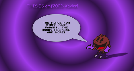 amf2002-Xavier Profile Pic by amf2002-Xavier