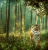 natural habitat by L-A-Addams-Art