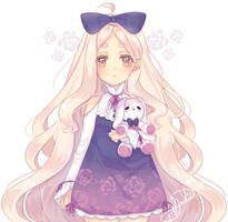 AE: Purple Roses by Moraii