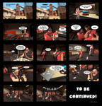 Team fortress 2 'A Bad Day!' page-1 by Nikolad92