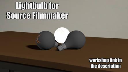 Lightbulb [SFM/Gmod Workshop DL] by Nikolad92