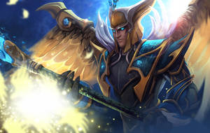 dota2 Skywrath Mage by biggreenpepper