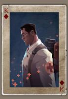TF2 Poker medic by biggreenpepper
