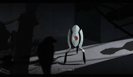 Portal2 i'm diffent by biggreenpepper