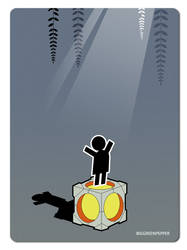 Portal2 Light by biggreenpepper