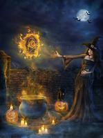 Halloween Spells by DaniaArts